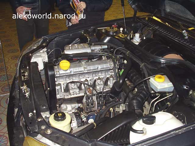 Двигатель рено f3r отзывы